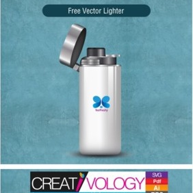 Http:www.creativology.pkfree-vector-lighter - Free vector #203411