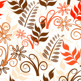 Seamless Pattern 210 - Free vector #203671