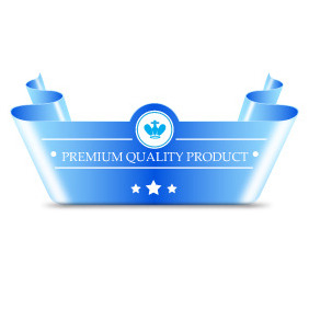 Premium Quality Lable - бесплатный vector #203891