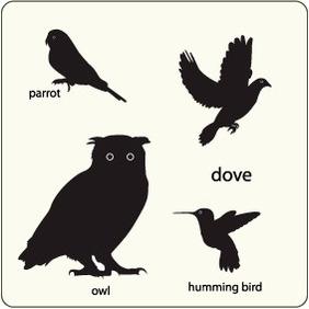 Bird 21 - vector #204761 gratis