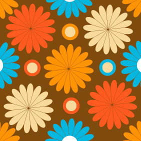 Seamless Pattern 110 - Free vector #204941