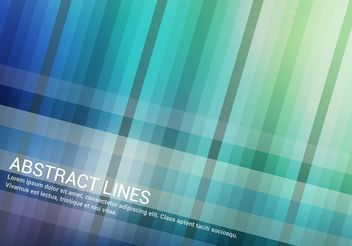 Abstract Diagonal Lines Background - vector gratuit #205171