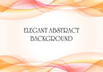 Abstract Style Illustration - vector gratuit #205191