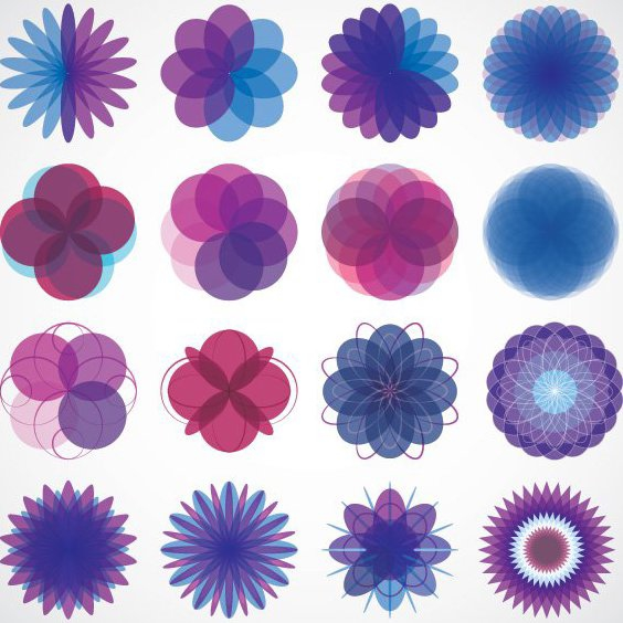 formas geométricas - Free vector #205801