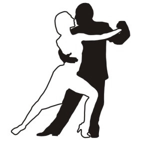 Tango Dance - Free vector #206141