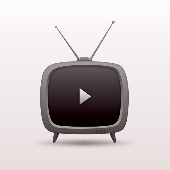 Play Tv - vector gratuit #207161