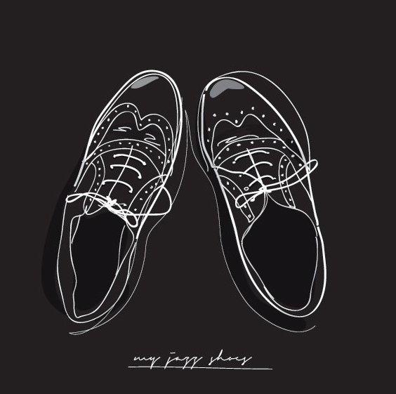 Sapatos de jazz - Free vector #207981