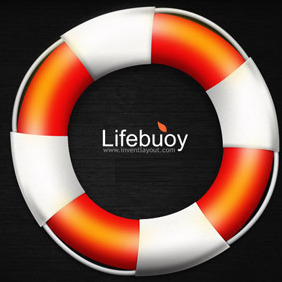 Lifebuoy - vector gratuit #208171