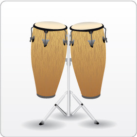 Music Instrument 1 - vector gratuit #208371