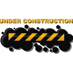 Under Construction Sign - vector gratuit #208461