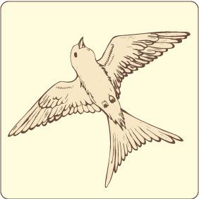 Bird 13 - бесплатный vector #208801