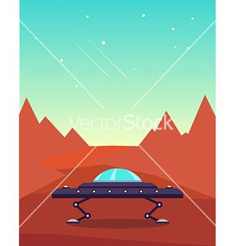 Free ufo vector - Free vector #209501