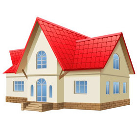 Small Vector House - Free vector #209801
