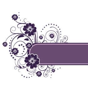 Floral Frame 1 - Kostenloses vector #209881