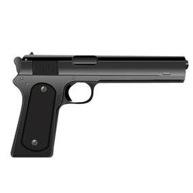 Colt Semiautomatic Pistol - vector gratuit #210191