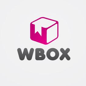 W Box - vector #210991 gratis