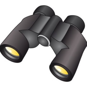 Binoculars - Kostenloses vector #211351