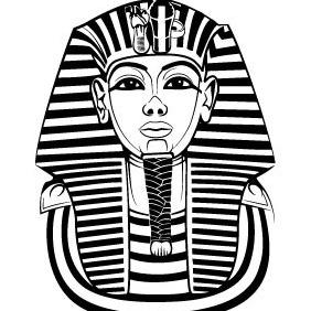 Tutankhamun Vector Image - Free vector #211881