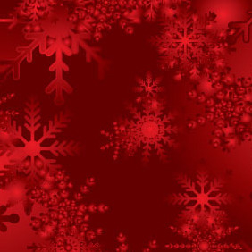 Christmas Vector Background VP - Free vector #211911