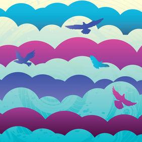 Sky - vector #212071 gratis