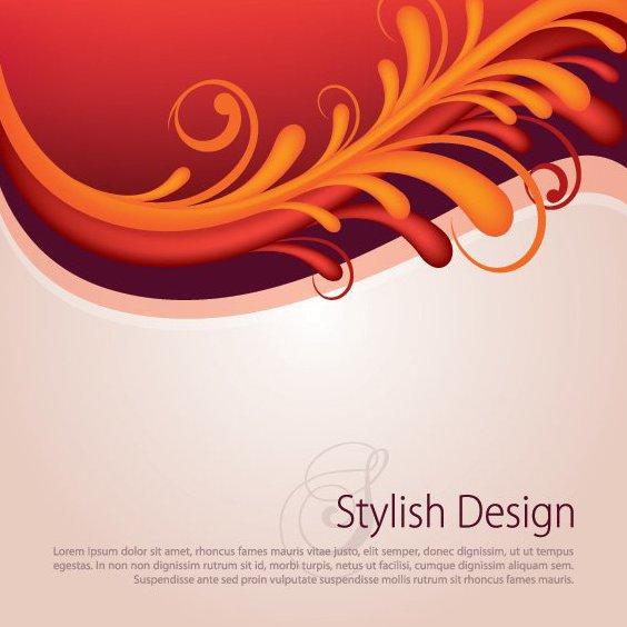 Stilvolles Design - Free vector #212081