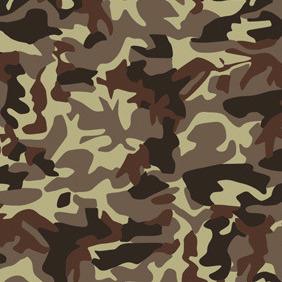 Desert Camouflage - vector #212911 gratis
