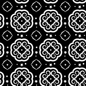 A Great Simple Abstract Pattern - vector gratuit #213241