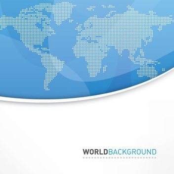 World Background - vector gratuit(e) #213291