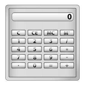 Calculator - vector gratuit(e) #213361