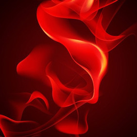 Abstract Vector Flame - vector gratuit #213381