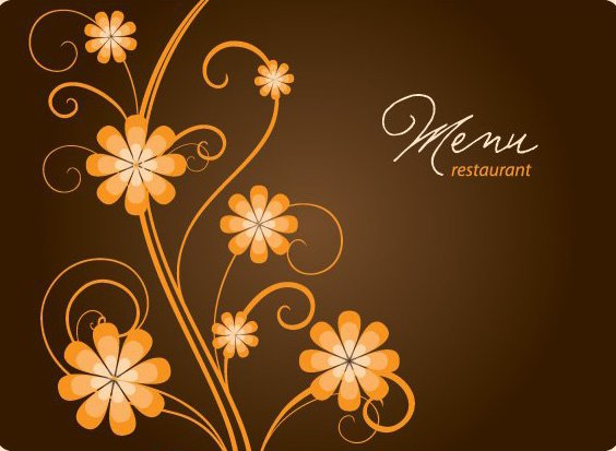 Restaurant Menu - Free vector #213711
