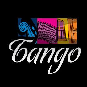 Tango Logo - Free vector #213791