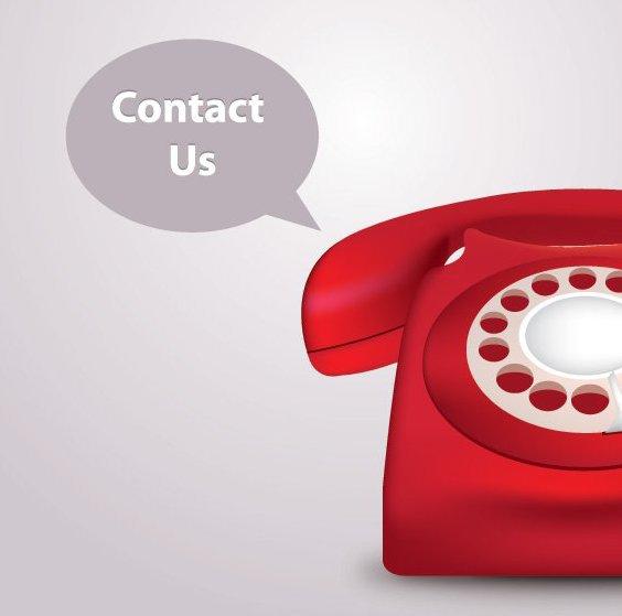 Kontaktieren Sie uns - Kostenloses vector #214141