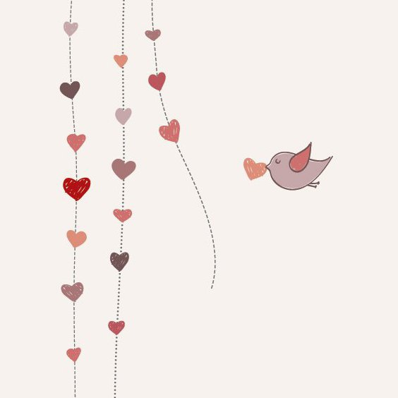 Valentinstag-Vorbereitung - Free vector #214521