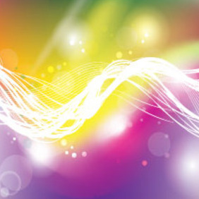 Diference Colored Abstract Graphic Art - Kostenloses vector #214561