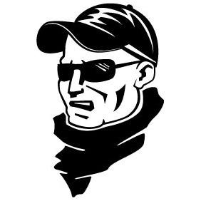 Football Fan Vector Image - Free vector #214631