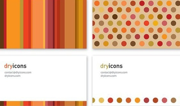 Business Cards 3 - vector gratuit #215171