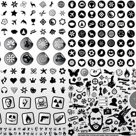 Vector Design Elements - Free vector #215301