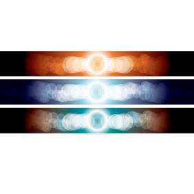 Vector Banner Templates - vector gratuit #215981