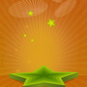 Star Platform - vector #216231 gratis