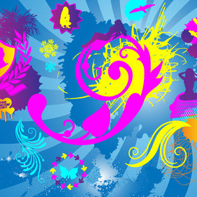 Cool Graphics - vector #216371 gratis