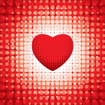 Heart - vector #217351 gratis