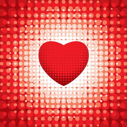 corazón - vector #217351 gratis