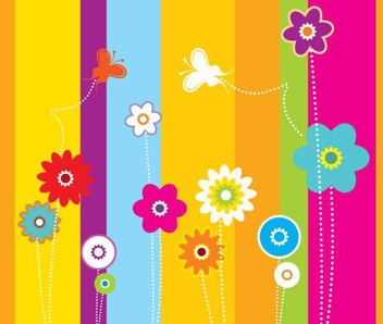 Colorful Background - vector gratuit #217461