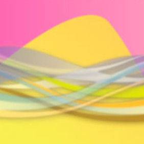Blur Abstract Vector Graphic - Free vector #218061