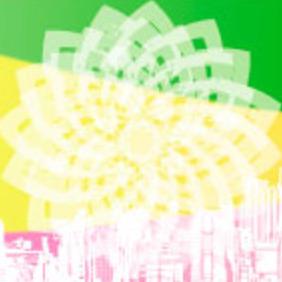 The Blur Efect Design - Free vector #218211