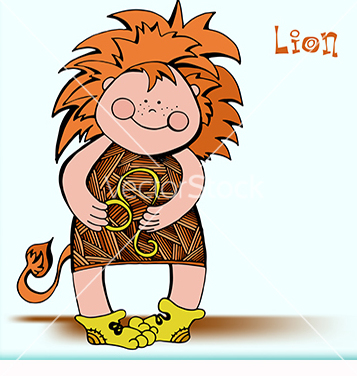 Free leo zodiac vector - Kostenloses vector #218281