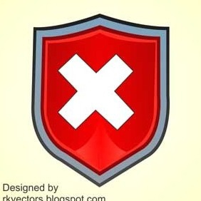 Shield Vector Design - Kostenloses vector #218421