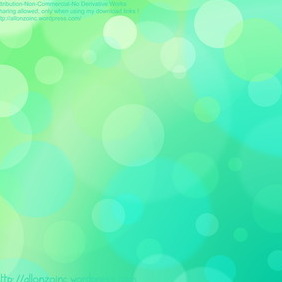 Abstract Bubbly Background - vector #218581 gratis