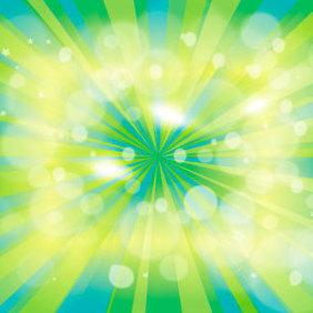 Green Line Vector Design II - Free vector #219561